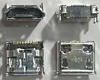 Разъем питания Samsung B2710/C3322 Duos/C3500/C3750/E2222/E2530/E2652/E2652W/E3210/I5510