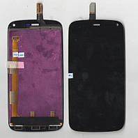 Дисплей + сенсор (Touchscreen) FLY IQ4410 черный