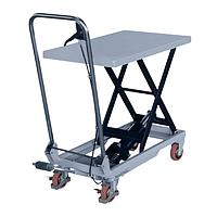 Столы гидравлические подъёмные мобильные Vulkan серии CYTJ