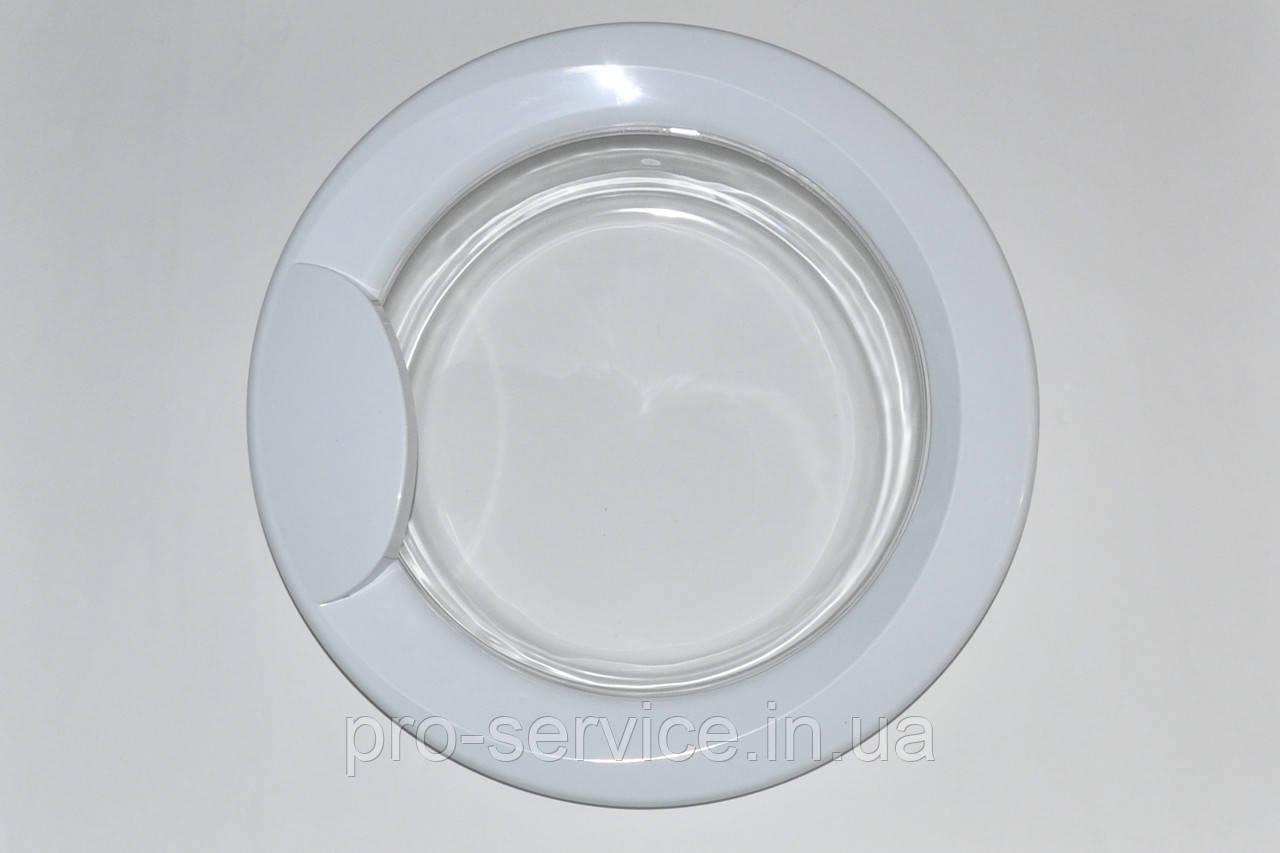 Люк C00118007 для стиральных машин Indesit WIU, WIUL, WIUN
