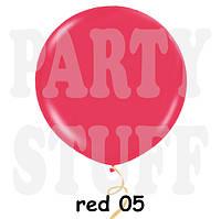 """Шар сюрприз Gemar G300 39"""" (100 см) Красный пастель"""