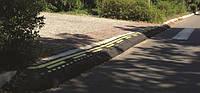 Резиновый съезд/заезд для бордюра (пандус), фото 1