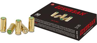 Патроны холостые Ozkursan 9мм( пистолетные)