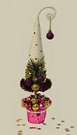 Новогодняя елка 45 см с конфетами