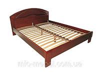 """Кровать из массива дерева """"Кармен-1""""  1710*2076"""