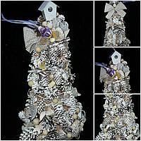 """Новогодняя елка - украшение на стол """"Пряное удовольствие2"""", 350, 45 см"""