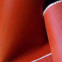 Термостойкая силиконовая ткань плотная