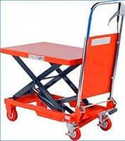 Стол гидравлический подъёмный SKIPER серии SKT