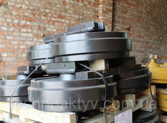 Направляющие (натяжные) колеса - ленивец JOHN DEERE 650G(D), 700H SF, 700H DF