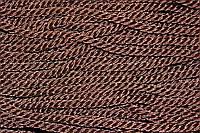Канат декоративный 10 мм (т) (50м) св.шоколад, фото 1