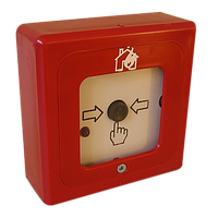 Пожарный извещатель ручной ИПР-1 исполнение Ех
