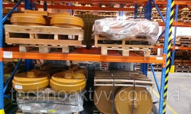 Направляющие (натяжные) колеса - ленивец JOHN DEERE 850C DF, 120, JD690B, 690E, 330LC