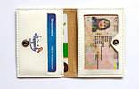 Обложка на пластиковый паспорт Якорь , фото 4