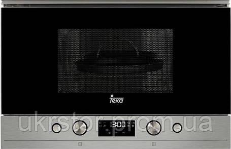 Микроволновая печь TEKA MWS 22 EGR (Ebon), відкриття дверцят направо, фото 2
