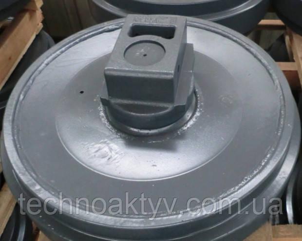 Направляющие (натяжные) колеса - ленивец JOHN DEERE JD350D, JD450(S), JD450(D), 650G(S)