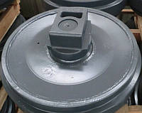 Направляющие (натяжные) колеса - ленивец JOHN DEERE JD350D, JD450(S), JD450(D), 650G(S), фото 1