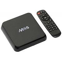 Медиаплеер стационарный Enybox M8S Smart TV Box