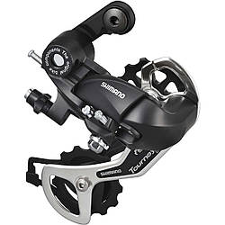 Переключатель велосипедный задний Shimano RD-TX35 Tourney Болт (Копия)
