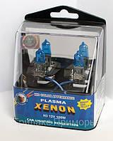 Автолампы H3 12В 100W Plasma Xenon к-т