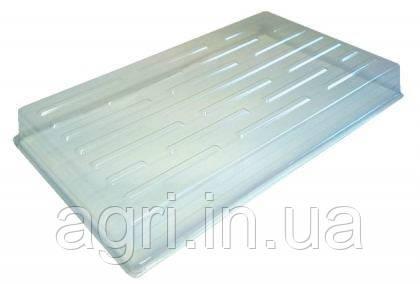 Пластиковая прозрачная крышка для кассеты (высокая) 70мм