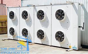 Воздушный б/у конденсатор LU-VE EHV 50R 194 H/V
