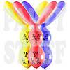 Воздушные шарики Gemar Заяц (22x70x90 см), 50 шт