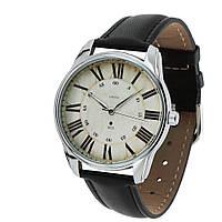 """Часы ZIZ маст-хэв """"Лондонский вокзал"""" (черный, серебро) 1405601"""