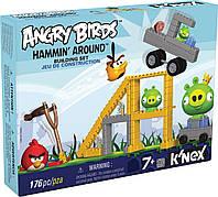 Angry Birds Hammin Around K'NEX игра , фото 1