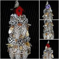 """Новогодняя елка - украшение на стол """"Пряное удовольствие"""", 120/110, 35 см  (цена за 1 шт. + 10 грн.)"""