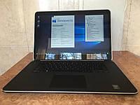 Dell XPS 9530 15'6 3K i7 4712HQ Nvidia GT750 2Gb, 8Gb DDR3, 256Gb SSD