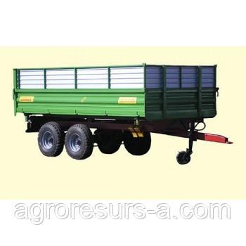 Прицеп тракторный самосвальный 8Т ТСП-10, Завод Кобзаренко