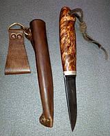 """Нож  ручной работы из дамасской стали """"Сучёк"""", фото 1"""