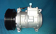 Компрессор кондиционера Denso 10PA17C 146mm 8PV 12V AN221429, DH400539, SE501459, TY24304, 3947020, AH169875