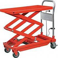 Стол гидравлический подъёмный TOR WP350, WP500,WP800
