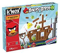 Angry Birds All Hams On Deck K'NEX Игра