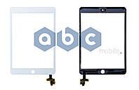 Сенсор Apple iPad mini 3 со стеклом белым в комплекте