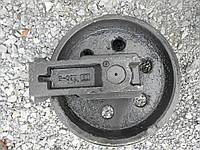 Направляющие (натяжные) колеса - ленивцы KOBELCO SK35, SK045, SK60-1 (резина), SK60-1 (сталь), SK60-2