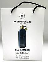 Montale Blue Amber edp 2x20 ml мини в подарочной упаковке - реплика