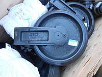 Направляющие (натяжные) колеса - ленивцы KOBELCO 2, K904E, SK100-1/SK120-1, K903, K907B, K907C/SK07Ⅱ