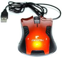 Мышка компьютерная MA-MTC36 USB, проводная мышка, usb мышь