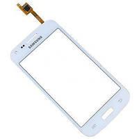 Сенсор Samsung G350e Galaxy Advance белый rev 15