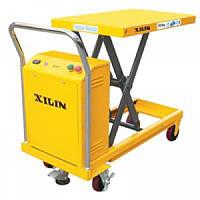 Стол гидравлический подъёмный Xilin DP50