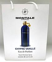 Montale Chypre Vanille edp 2x20 ml мини в подарочной упаковке