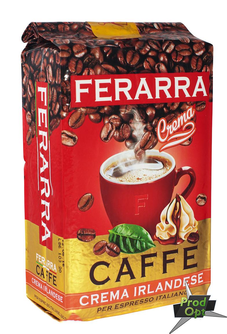 Кава мелена Crema Irlandese ТМ FERARRA 250 г