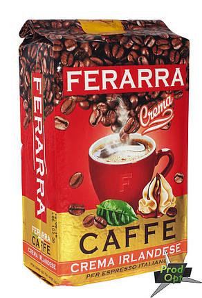 Кава мелена Crema Irlandese ТМ FERARRA 250 г , фото 2