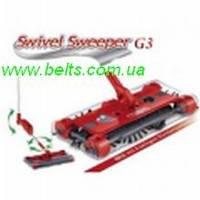 G3 швабра для пола Swivel Sweeper со сгибающейся ручкой, веник G3