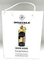 Montale Dark Aoud edp 2x20 ml мини в подарочной упаковке