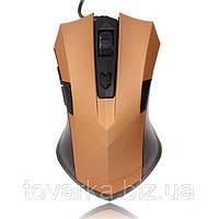 Проводная мышка MA-MTC38 USB, оптическая компьютерная мышь