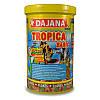 Dajana Tropica Basic 15кг -полноценное питание для аквариумных рыбок из 7 видов хлопьев