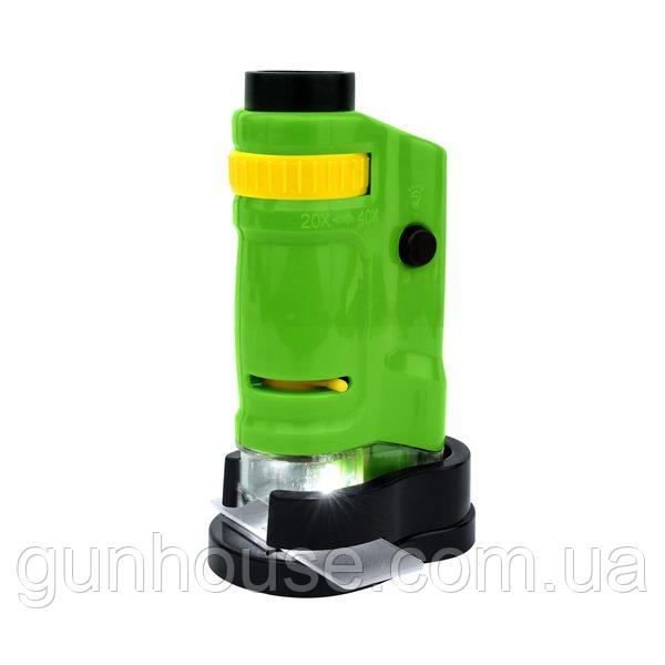 """Купить Микроскоп National Geographic Compact Handheld 20x-40x в магазине """"GUNHOUSE"""""""